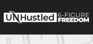 Unhustled Freedom coupon code banner image
